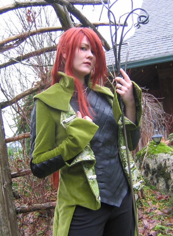 Green Coat by nolwen
