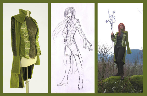 Green Mage Green Mage by n...
