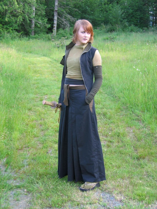 Samurai Wear By Nolwen On DeviantArt