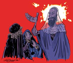 Easter-Jesus by SchweizerComics