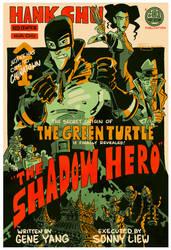 The Shadow Hero by SchweizerComics