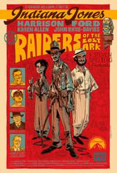 Raiders-print-deviant by SchweizerComics