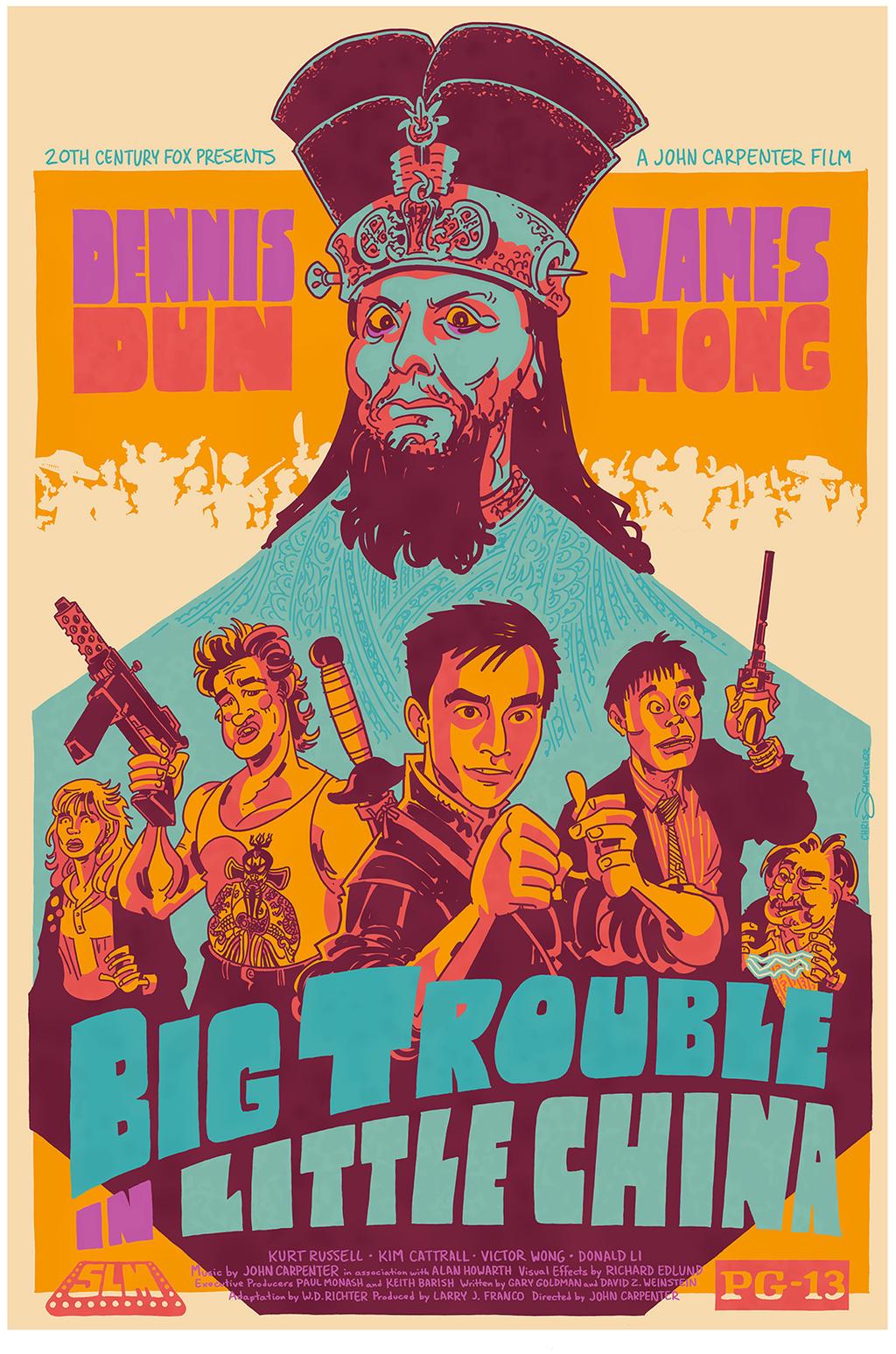 Big-Trouble-deviant by SchweizerComics