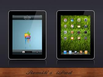 First iPad 2 Screenshot by iRemik