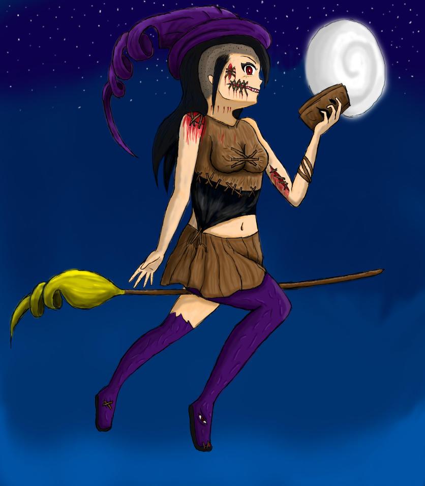 Happy Halloween by GenericAnime