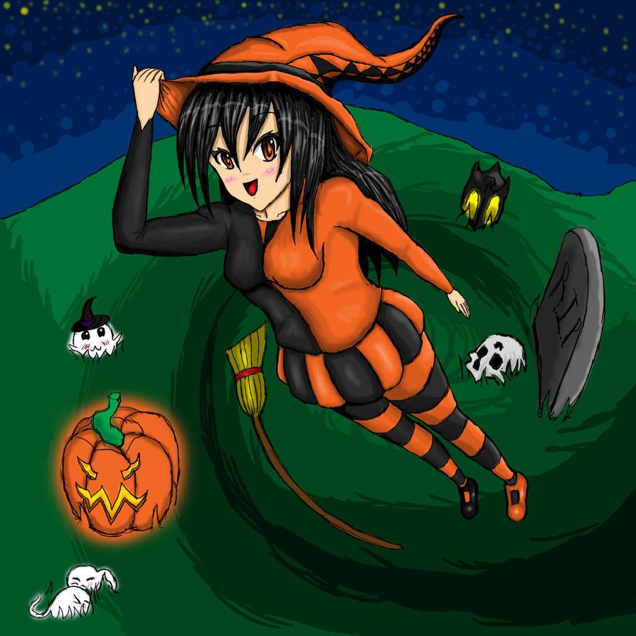 Happy Halloween 2014 by GenericAnime