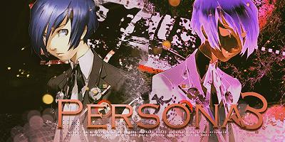 Persona 3 - Signature by Chiibi-Neko