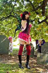 Hide and Seek: DeathSmiles in Salem MA by 01HoneyB