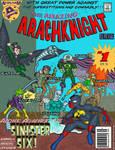 the amazing arachknight