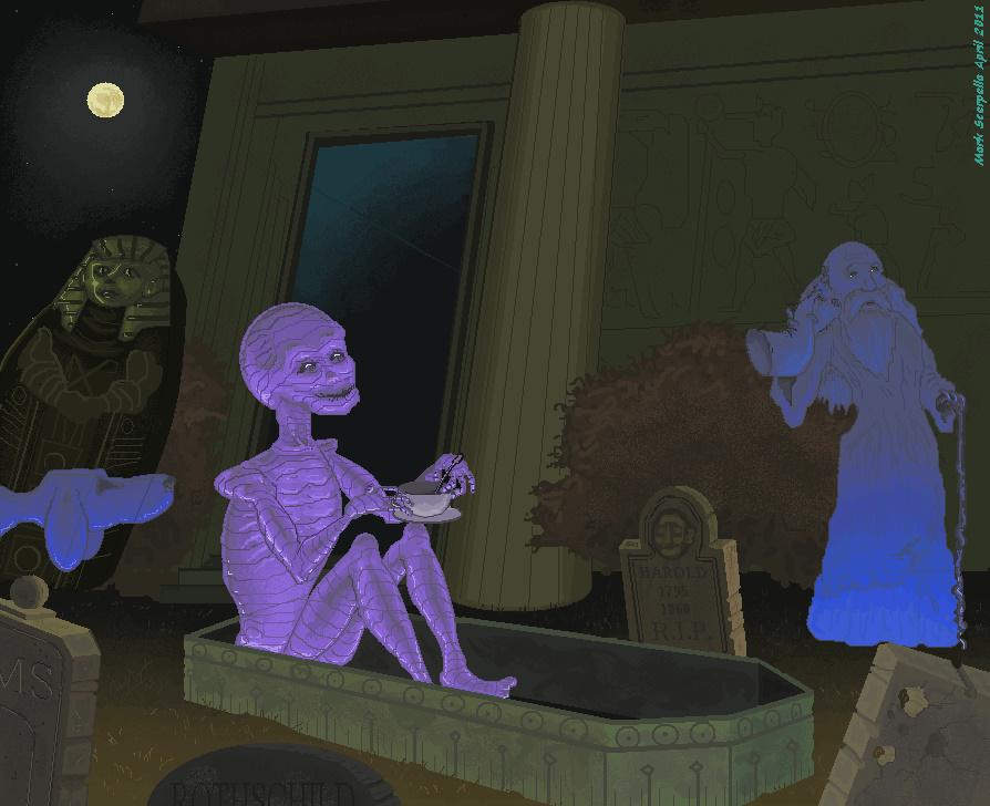 restless bones by ctdsnark