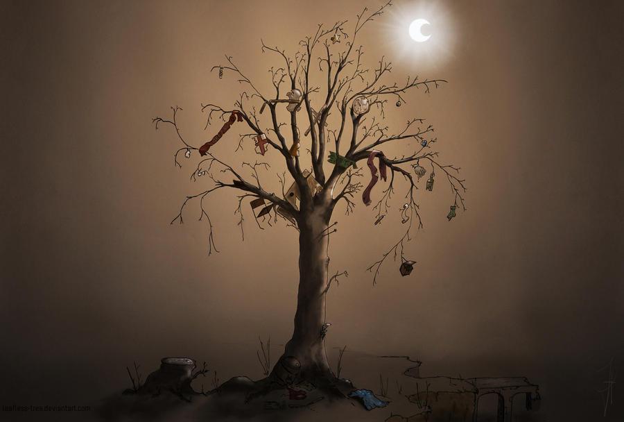 Leafless Tree By Leafless Tree On DeviantART