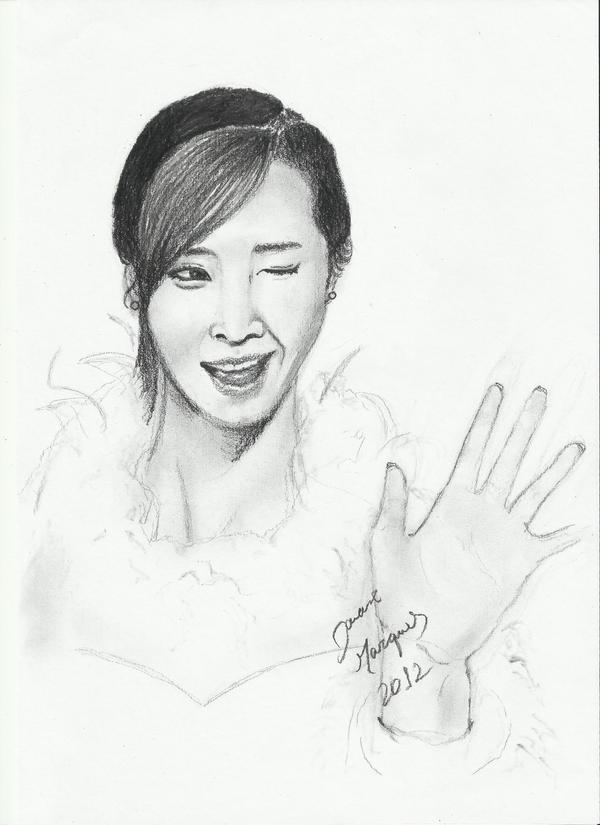 Kwon Yuri by Destincor