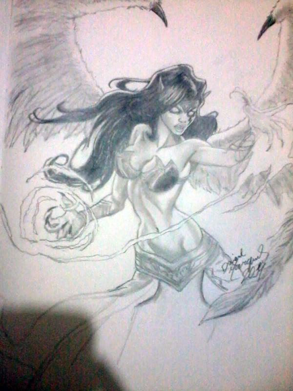 Morgana by Destincor