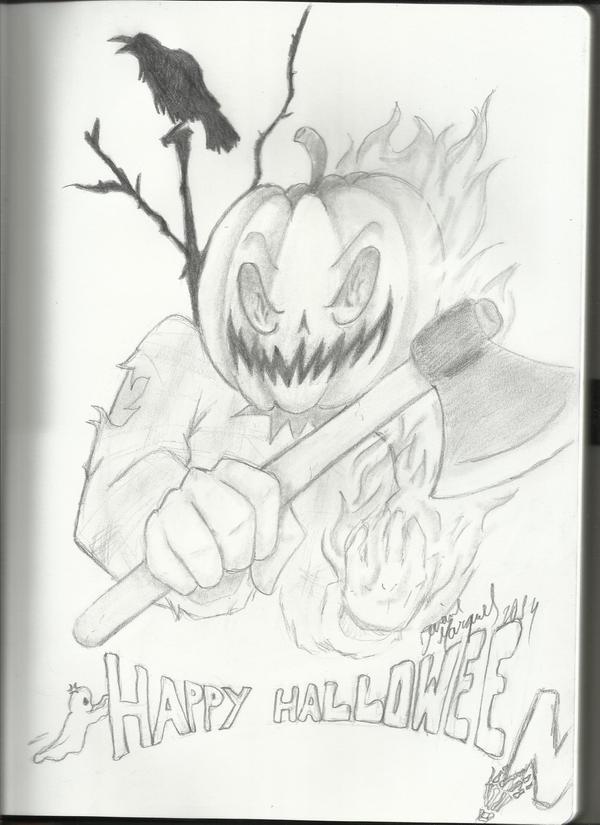 Happy Halloween by Destincor