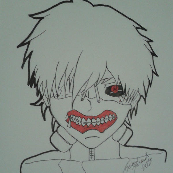 Kaneki by Destincor