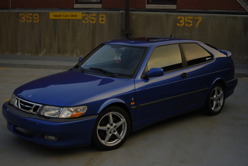 Lightning Blue Viggen By Rc Pl on Saab 9 3 Fuel Filter Location