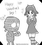 Amumu and Annie's Valentine's day