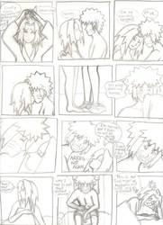 Naruto and Sakura doujnshin 25 by comet21
