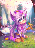 Starting the spring [PagoAdop] by fangirl-sonicteam