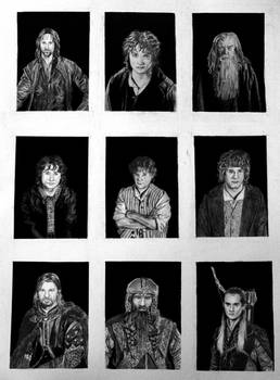 Fellowship: Portaits