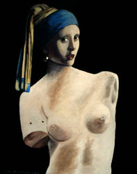 Venus With a Pearl Earring