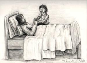 Quarantined: Aragorn and Frodo