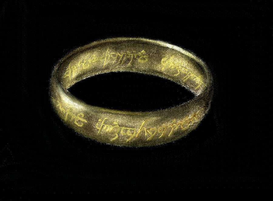 The One Ring By Ainulaire On Deviantart