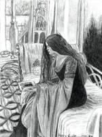 Arwen Reading