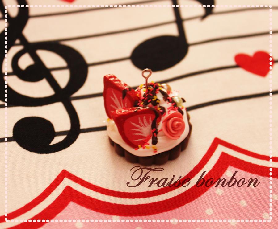 strawberry charm by fraise bonbon on deviantart