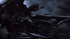 The Cylon Invasion Fleet