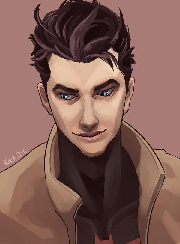 2 of 4: JASON TODD by kiraoka