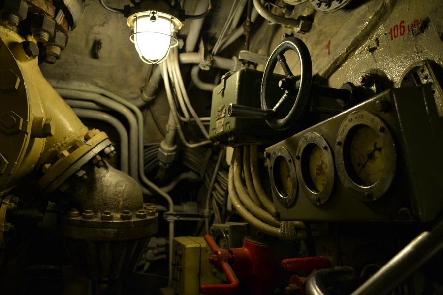 Inside Russian Submarine By Martineriksen ...
