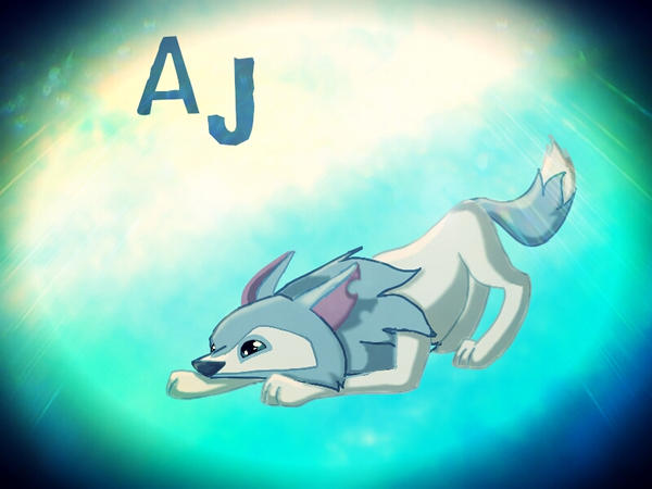 Animal Jam arctic wolf by ForestPuma on DeviantArt