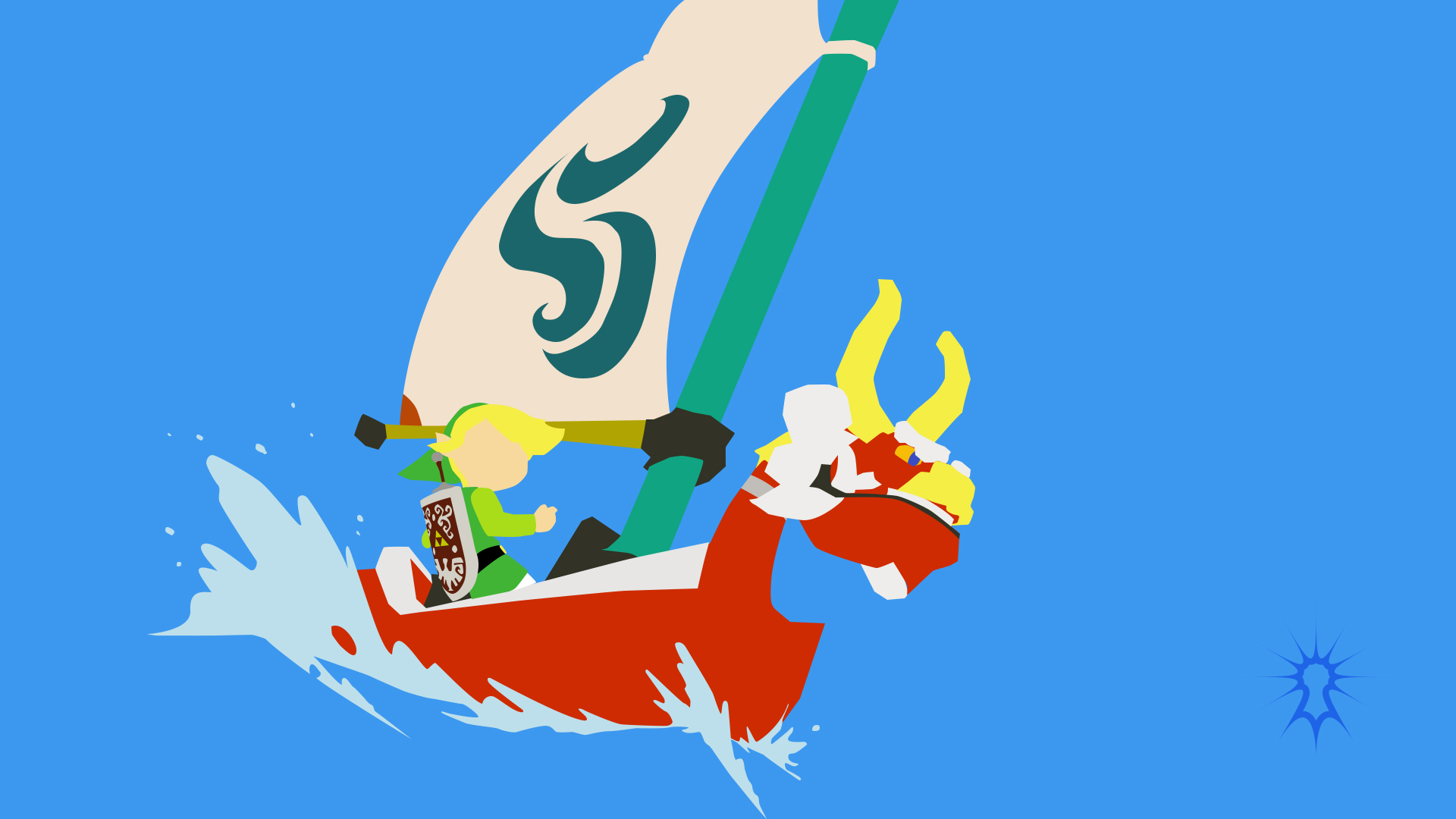 the wind waker by nateag on deviantart
