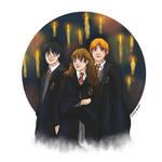 Harry Potter - The Amazing Trio