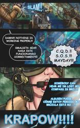 Lost Amazonia Comic Crash Chapter Page 02 by ujinko