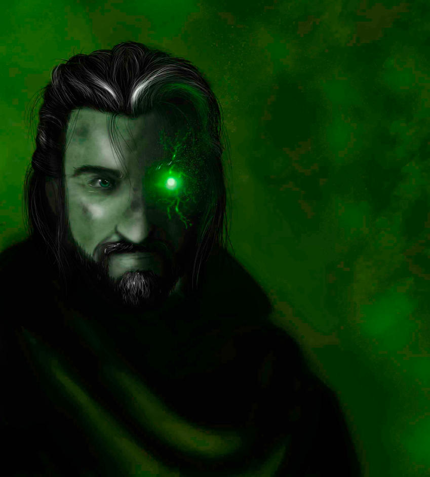 Green Mage MarkStaine (Marco Andr...