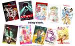 My Manga by suicidollxp