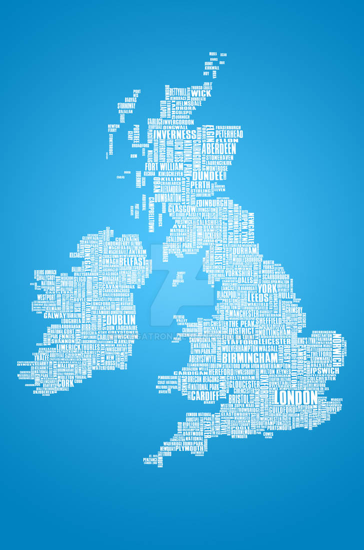 British Isles is the Word