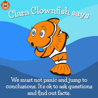 Clara Clownfish says...