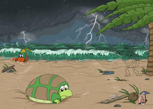 Tommy Turtle WIP