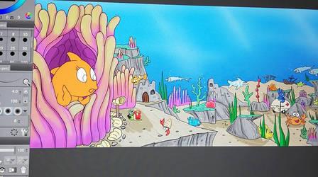 Clara Clownfish WIP