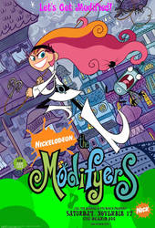 What if the Modifyers was a show on Nickelodeon