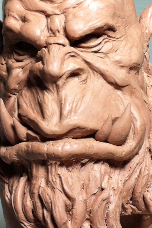 sketch-sculpt\Warcraft\ by 111max222