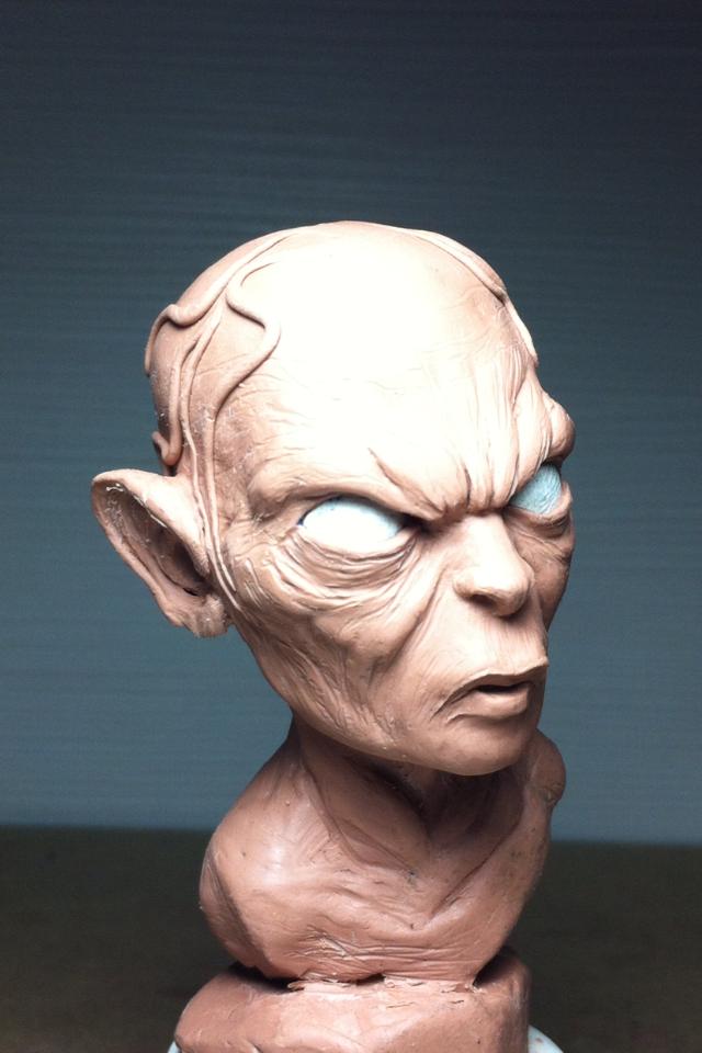 sketch-sculpt\Gollum\ by 111max222