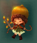 Acorn Princess