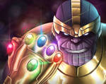 Thanos- Six gems to rule them all