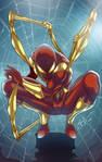 Iron  Spiderman - Civil War