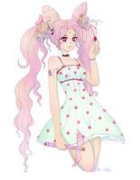 Cherry pop by RubyNina
