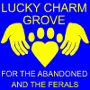 Lucky Charm Grove Logo Icon by lightwolf21